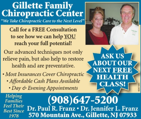 Gillette Family Chiropractic Center